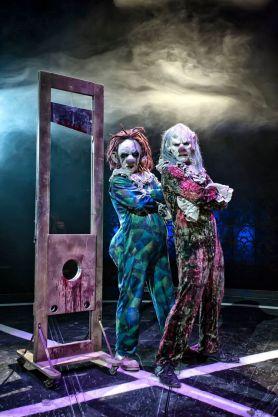 Payasos Circo